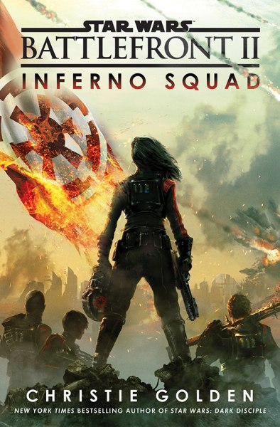 Star Wars: Battlefront II: Inferno Squad (Del Rey Books)