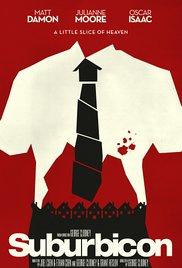 Suburbicon poster (Paramount Pictures)