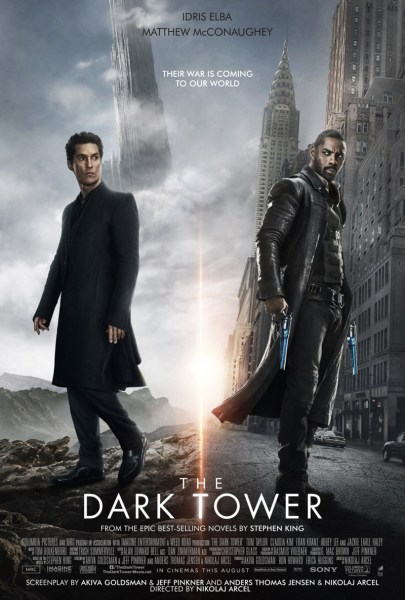 The Dark Tower poster (Sony Pictures)