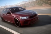 EA And BMW Debut The All-New BMW M5 In Need For Speed Payback