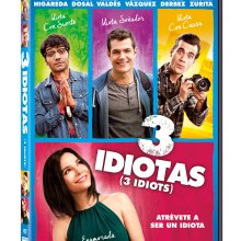 3 Idiotas (3 Idiots) Lionsgate Home Entertainment