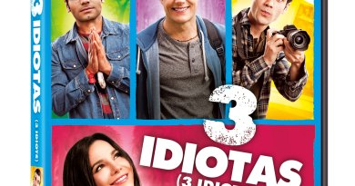 3 Idiotas (3 Idiots) Lionsgate Home Entertainment
