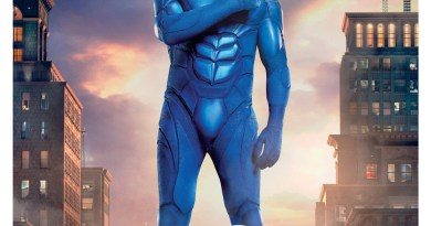 The Tick Character Poster (Amazon Prime Video)