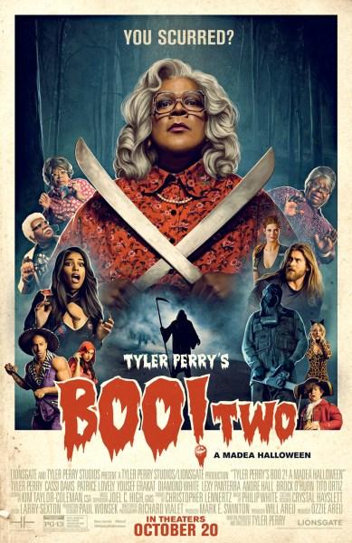 Boo 2! A Madea Halloween (Lionsgate)