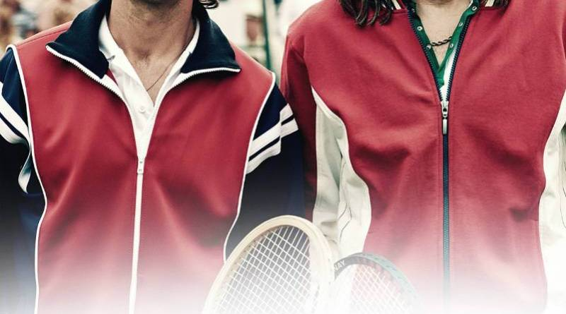 Borg vs. McEnroe (Curzon Artificial Eye)