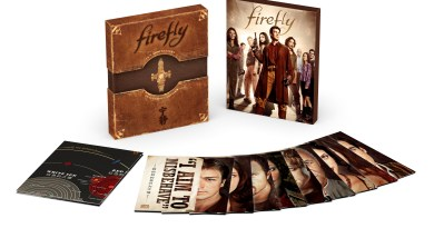 Firefly 15th Anniversary Collector's Edition Blu-Ray Boxed Set (20th Century Fox Home Entertainment)