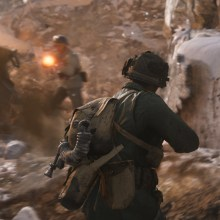 Call Of Duty: WWII Gamescon still (Activision)