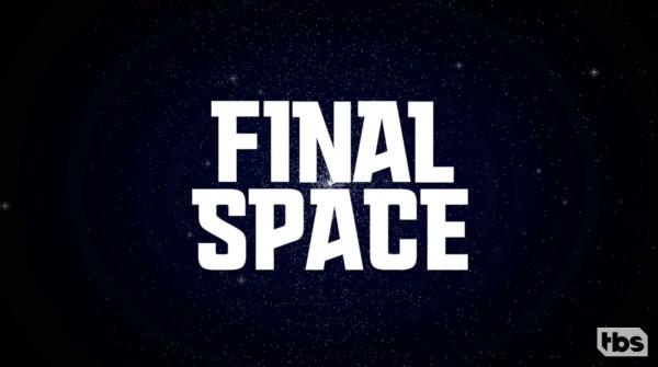 Final Space logo (TBS/Turner)