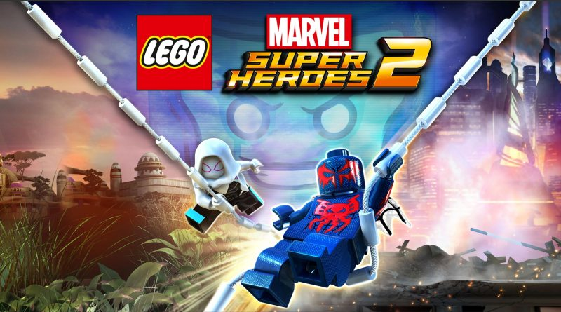 LEGO Marvel Super Heroes 2 (WB Games/Warner Bros. Interactive Entertainment)