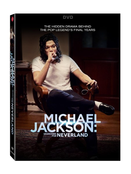 Michael Jackson: Searching For Neverland (Lionsgate Home Entertainment)
