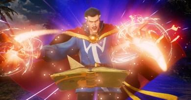 Marvel vs. Capcom: Infinite still (Capcom)Marvel vs. Capcom: Infinite still (Capcom)