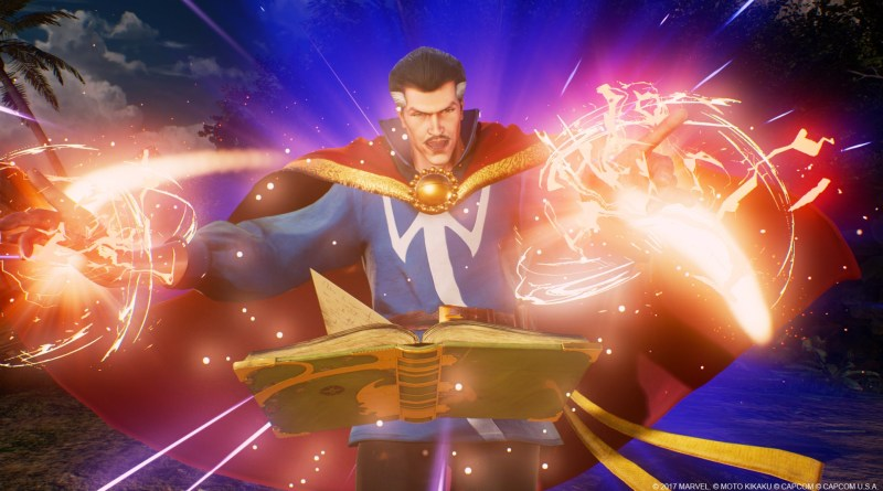 Marvel vs. Capcom: Infinite still (Capcom)Marvel vs. Capcom: Infinite still (Capcom)