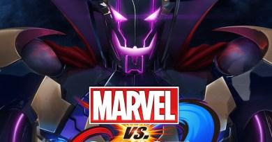 Marvel vs. Capcom: Infinite PlayStation 4 cover (Capcom)