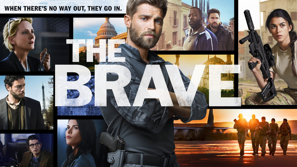 NBC's The Brave Has A New Trailer And Stills