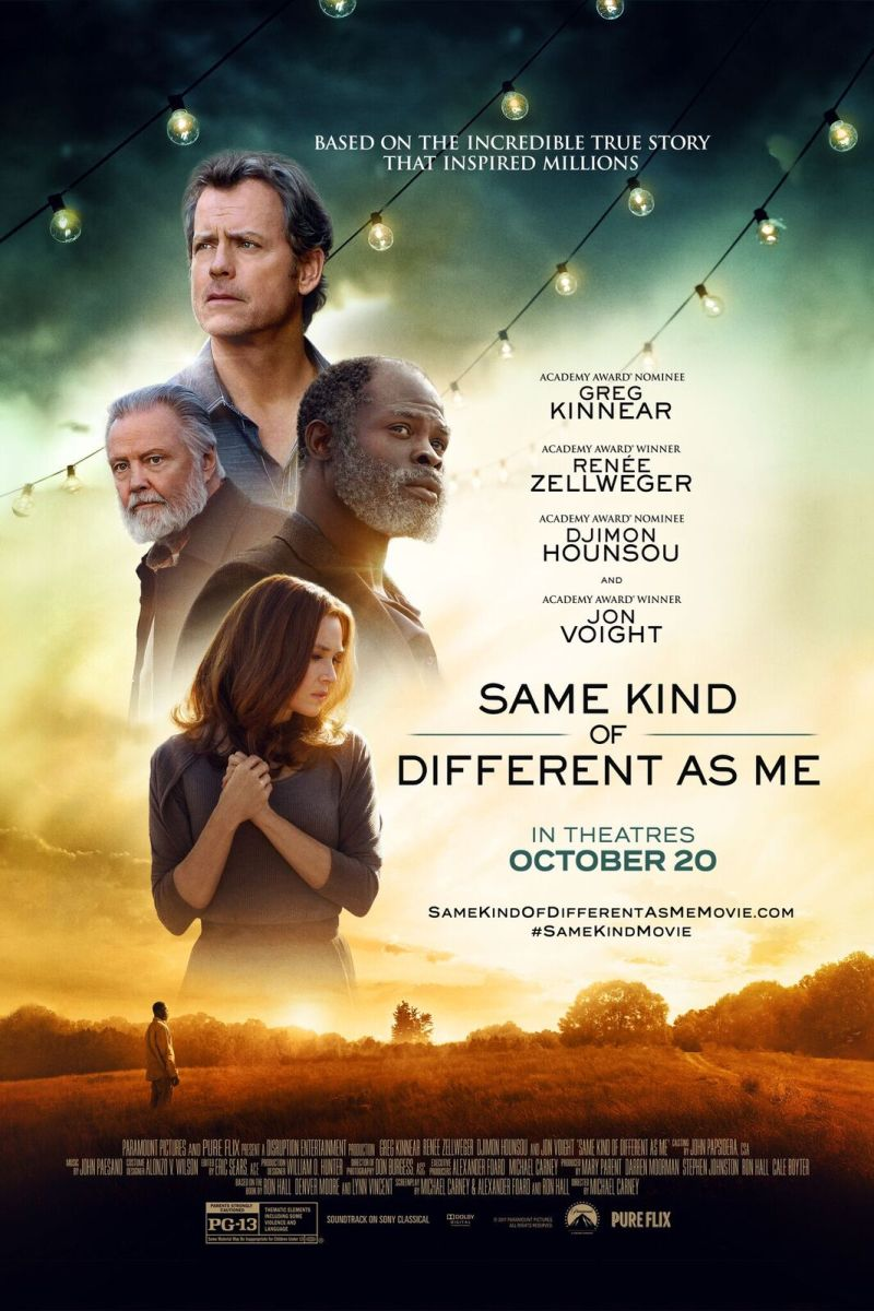 Same Kind Of Different As Me World Premiere