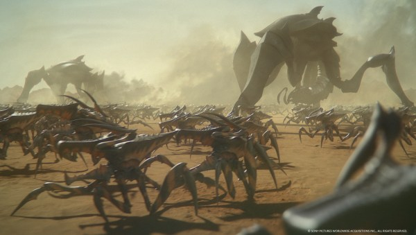 Starship Troopers: Traitor Of Mars (Fathom Events/Sony Pictures)