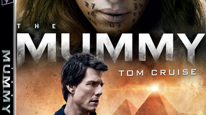 The Mummy 4K Ultra HD/Blu-Ray/DVD/Digital HD (Universal Pictures Home Entertainment)
