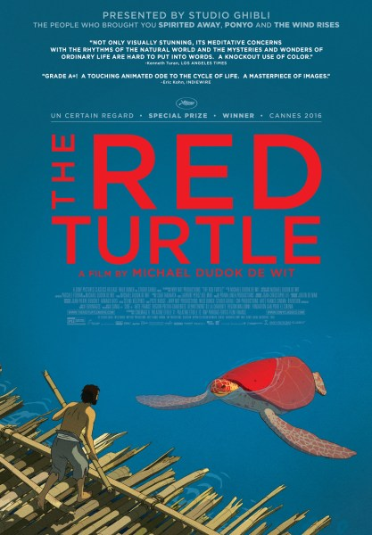 The Red Turtle (Sony Pictures Classics)