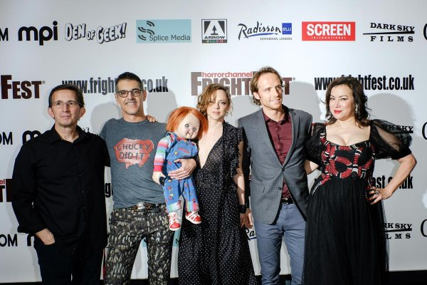 The Global Premiere Of Cult Of Chucky (Universal Pictures Home Entertainment)