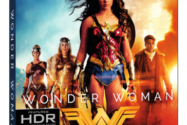 Wonder Woman Home Release Info Announced By Warner Bros. Home Entertainment