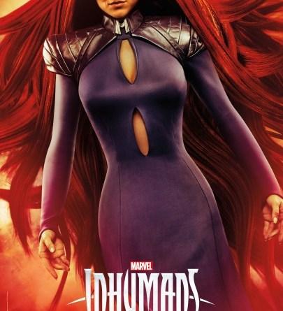 Marvel's Inhumans Medusa poster (Marvel Studios/ABC)