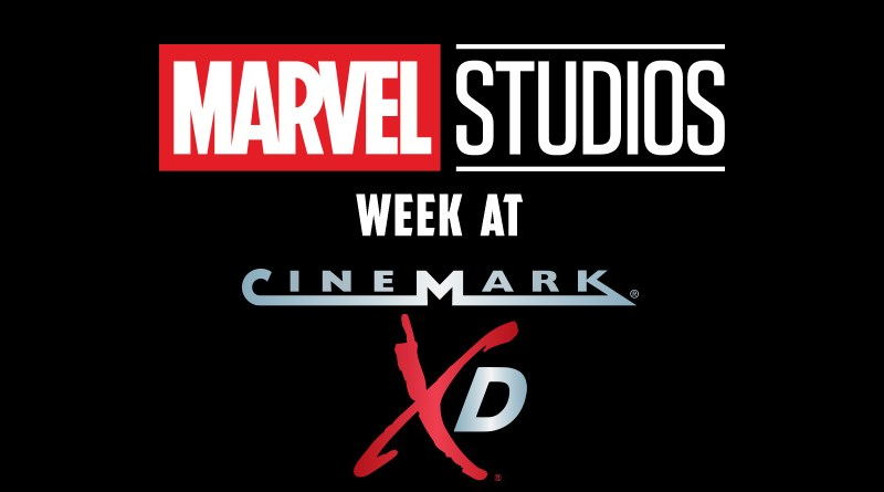 Marvel Studios Week At Cinemark