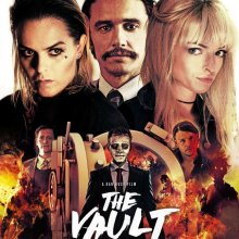 "Poster for the movie ""The Vault"""
