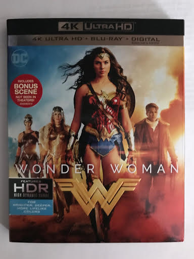 REVIEW: Wonder Woman 4K Ultra HD