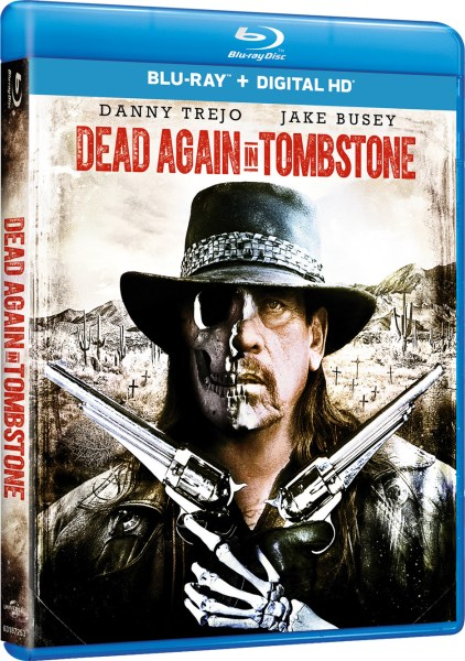 Dead Again In Tombstone Blu-Ray/Digital HD (Universal Pictures Home Entertainment)