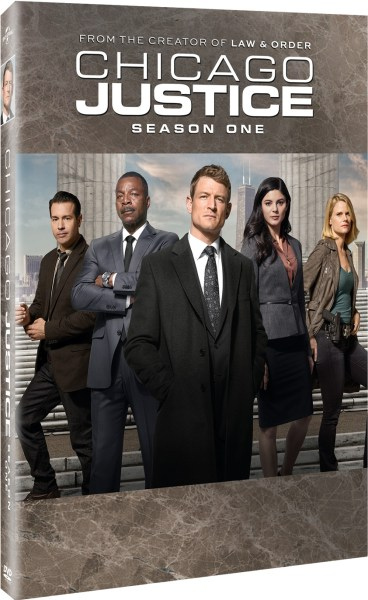 Chicago Justice Season One (Universal Pictures Home Entertainment)