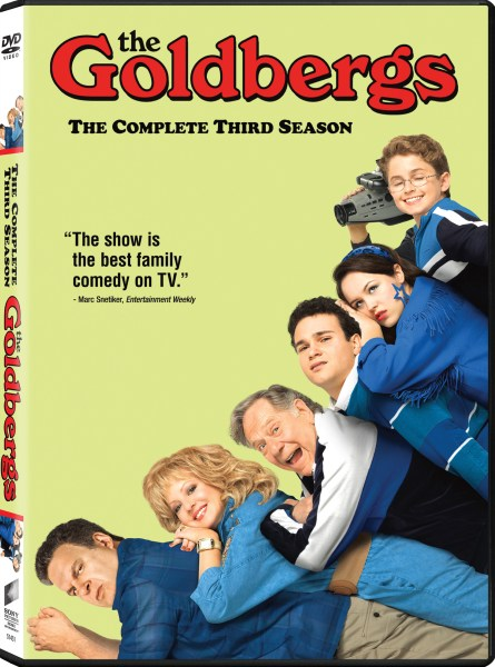 The Goldbergs Season Three (Sony Pictures Home Entertainment)