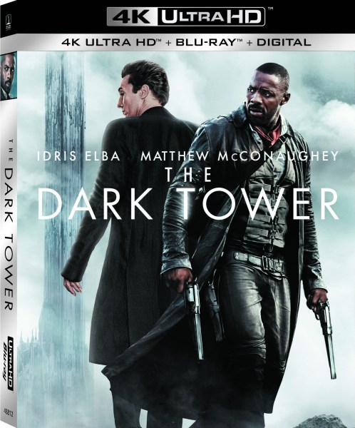 The Dark Tower 4K Ultra HD/Blu-Ray/Digital HD (Sony Pictures Home Entertainment)