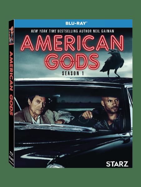American Gods Season One Blu-Ray (Lionsgate)