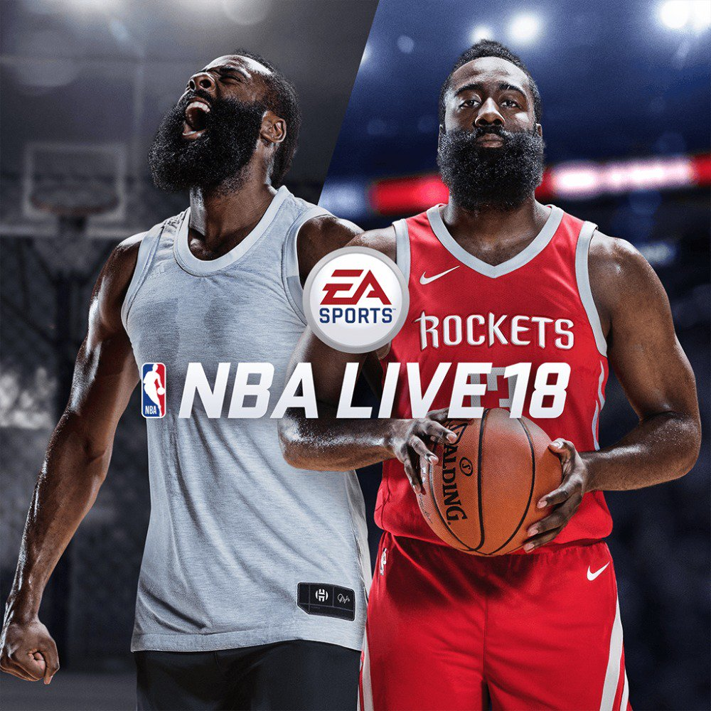 NBA LIVE 18 is AVAILABLE NOW!!