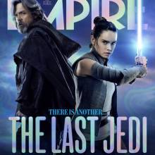 Empire Magazine October Star Wars: The Last Jedi cover