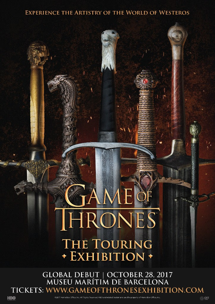 Game Of Thrones The Touring Exhibition