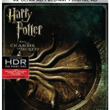 Harry Potter And The Chamber Of Secrets 4K Ultra HD/Blu-Ray/Digital HD (Warner Bros. Pictures)