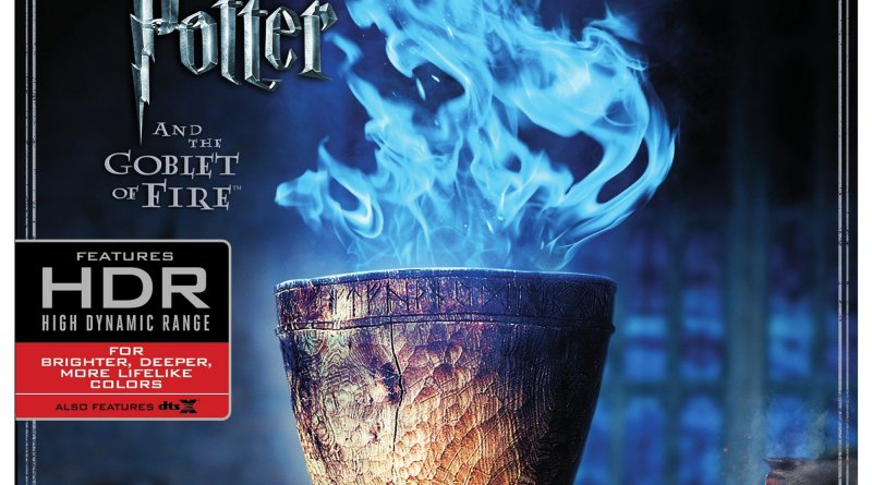 Harry Potter And The Goblet Of Fire 4K Ultra HD/Blu-Ray/Digital HD (Warner Bros. Pictures)
