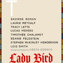 Lady Bird posters (A24 Films)