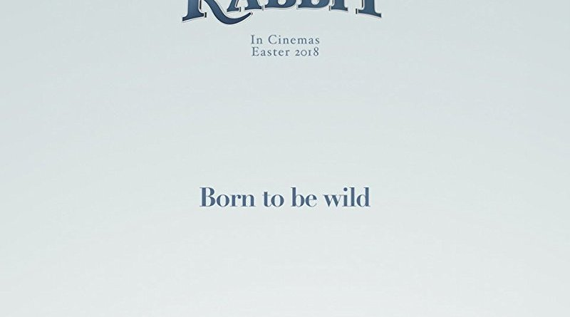 Peter Rabbit poster (Sony Pictures)