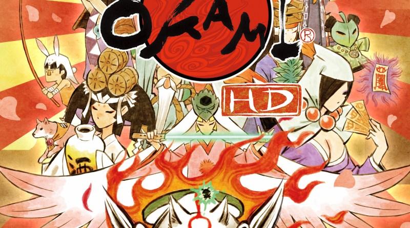 Okami HD (Capcom)