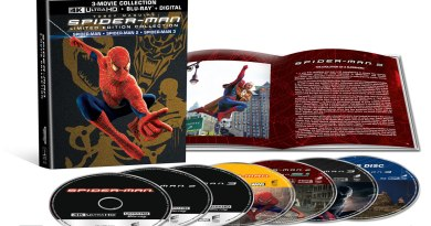 The Amazing Spider-Man Limited Edition 2-Movie Collection 4K Ultra HD/Blu-Ray/Digital HD (Sony Pictures Home Entertainment)