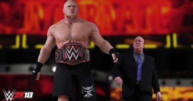 WWE 2K18 – NEW Launch Trailer!