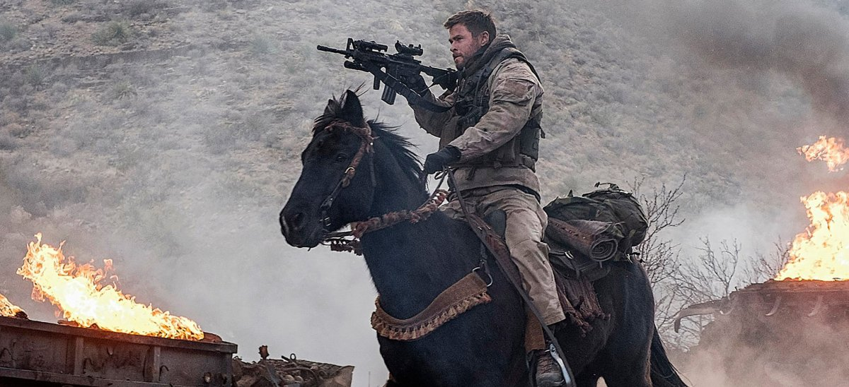12 Strong First Look Trailer