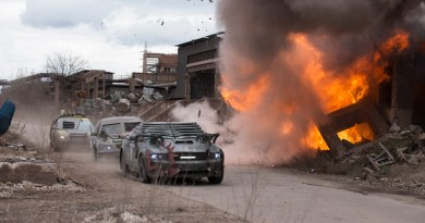 Death Race: Beyond Anarchy Stills