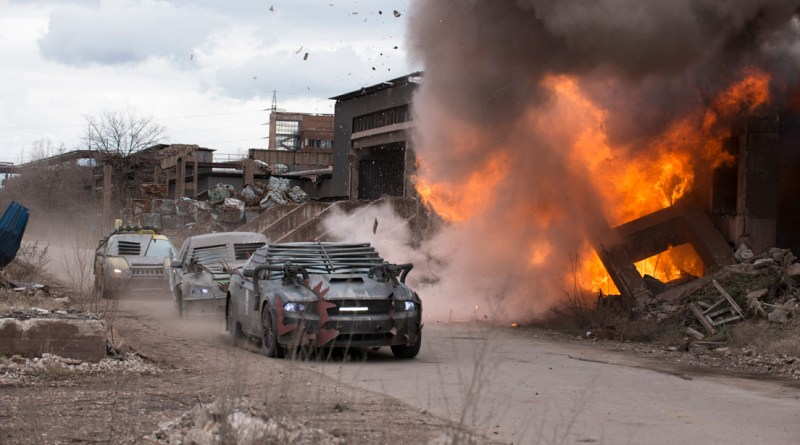 Death Race: Beyond Anarchy still (Universal Pictures Home Entertainment)