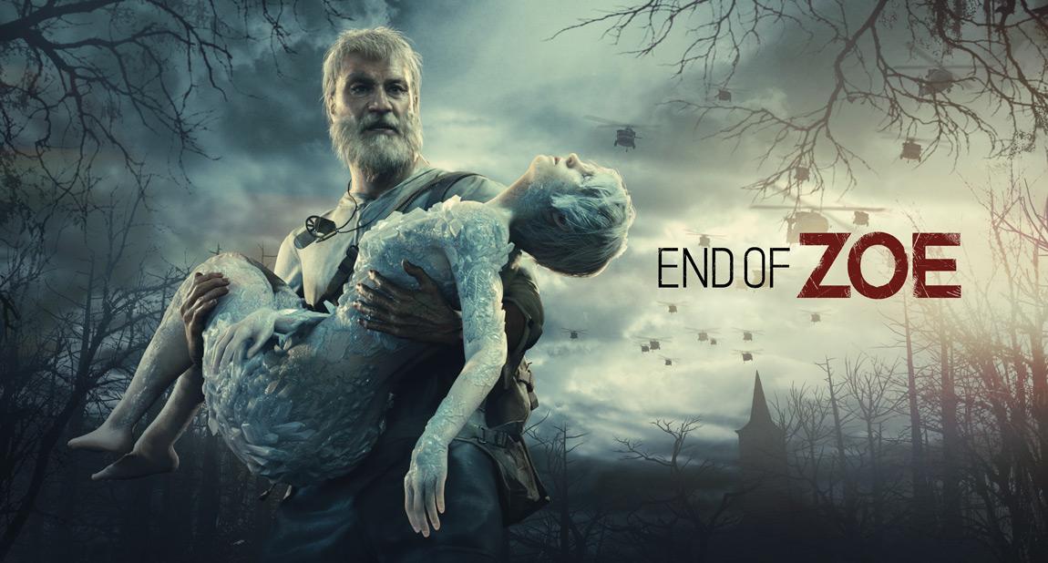 Resident Evil 7 Biohazard DLC Trailer