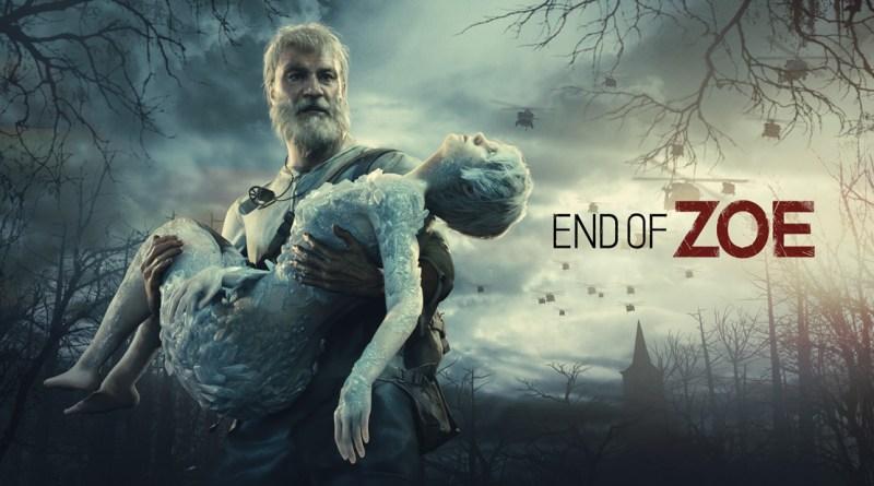 Resident Evil Biohazard Gold Edition End Of Zoe DLC Key Art (Capcom)