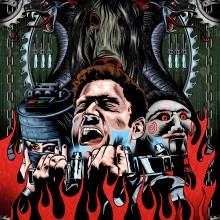 Jigsaw IMAX poster (Lionsgate)