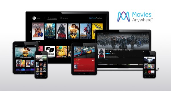 Movies Anywhere All Devices